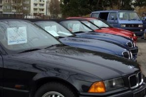 Vorsicht beim Autokauf